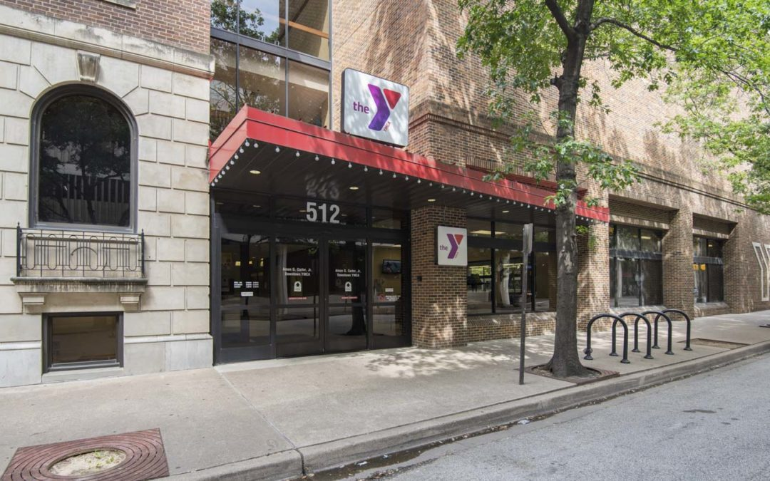 Amon G. Carter, Jr. Downtown YMCA