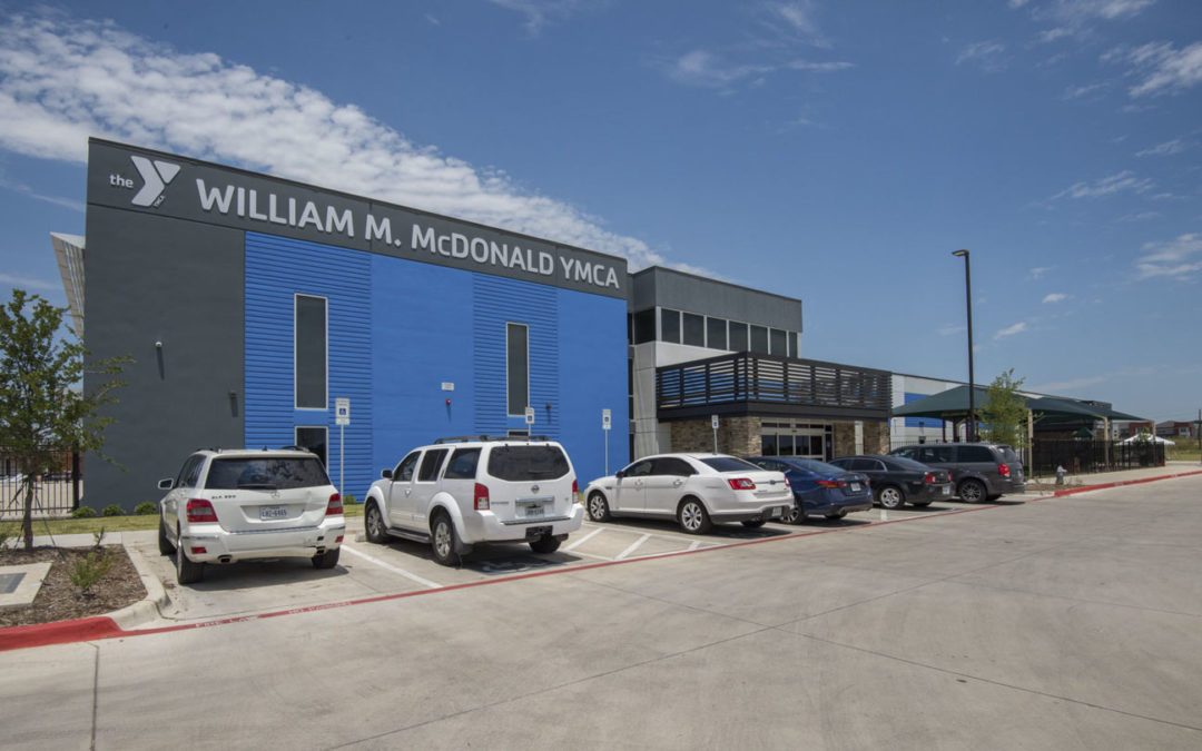William M. McDonald YMCA