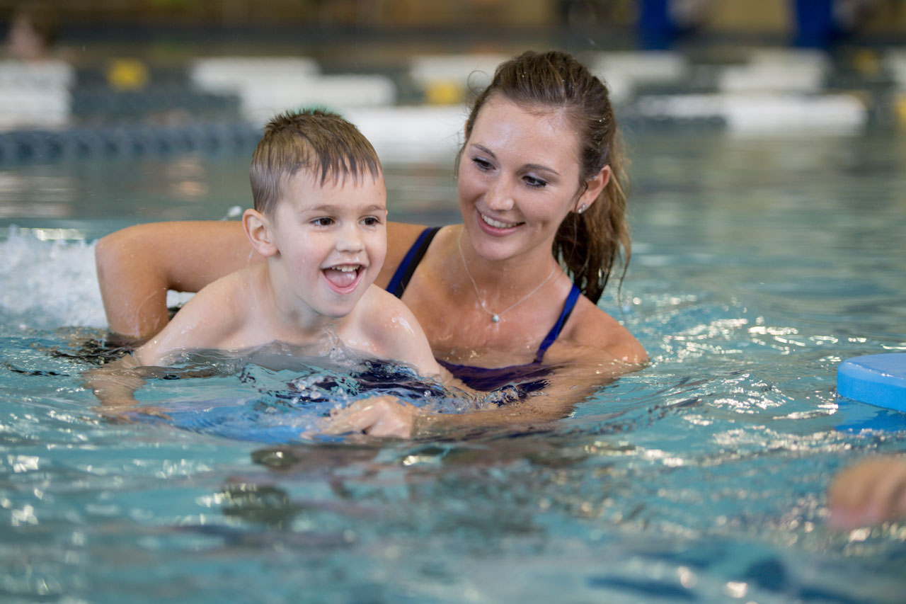 Private Swim Lessons Swimming Fort Worth Ymca