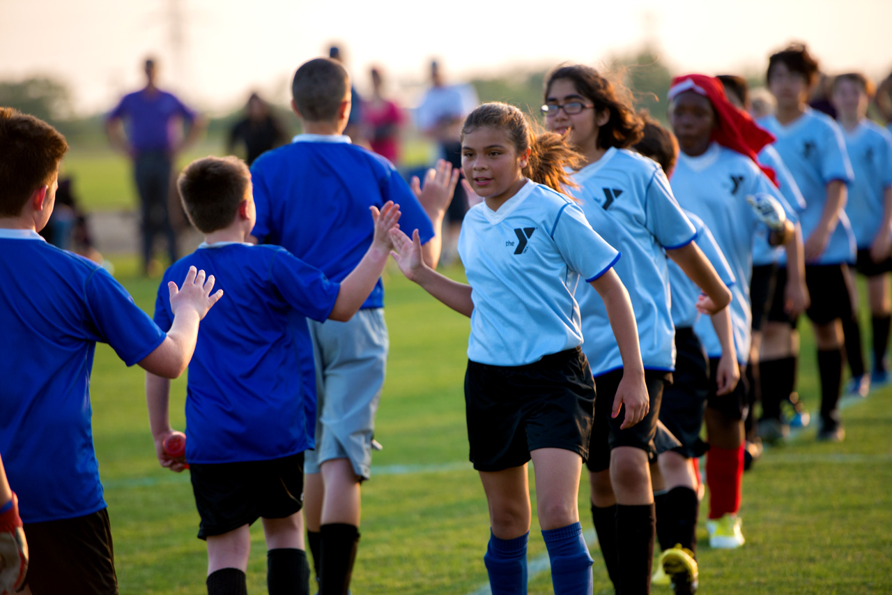Youth Soccer Sports Fort Worth Ymca